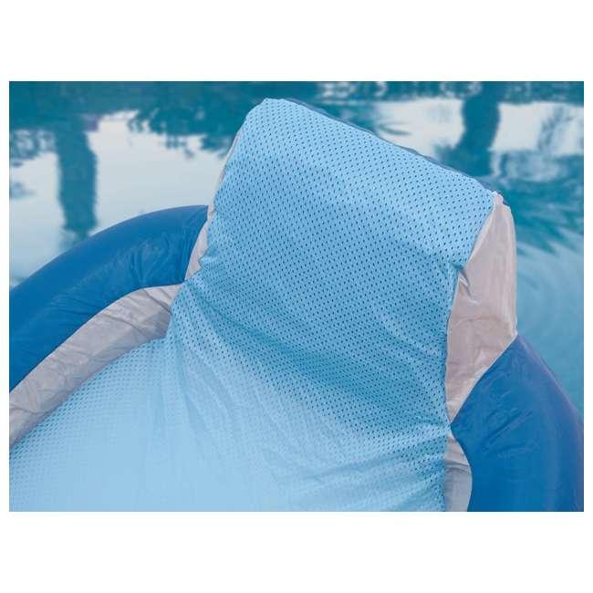 6 x 80014 Kelsyus Floating Lounger (6 Pack) 3