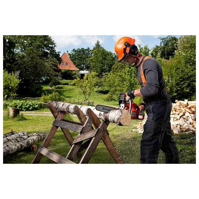 HV-PA-590091101 Husqvarna HV-PA-590091101 Personal Protective Homeowner Kit, Orange & Black 4