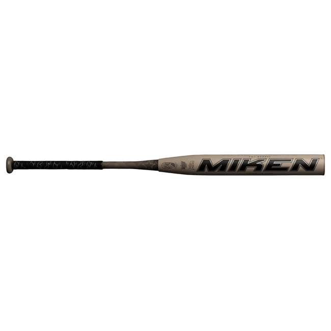 MDC18U-3-30-U-A Miken USSSA Supermax 34 Inch 30 Ounce Composite Slowpitch Softball Bat(Open Box) 1
