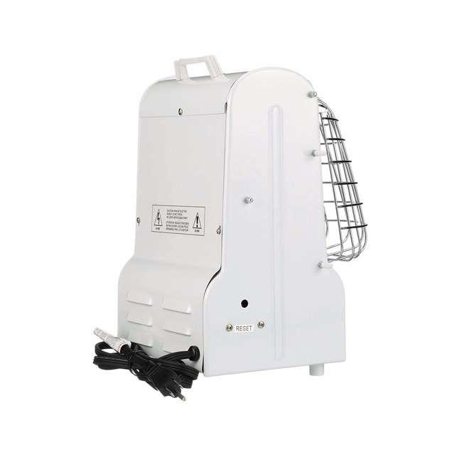 198TMC TPI Corporation 198TMC 1500 Watt Electric Fan Forced Air Heating Portable Heater 1