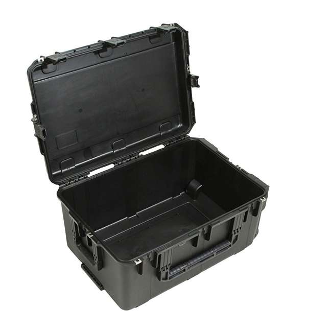 3i-2617-12BE SKB Cases Mil-Std Waterproof Utility Electronics Case (2 Pack) 4