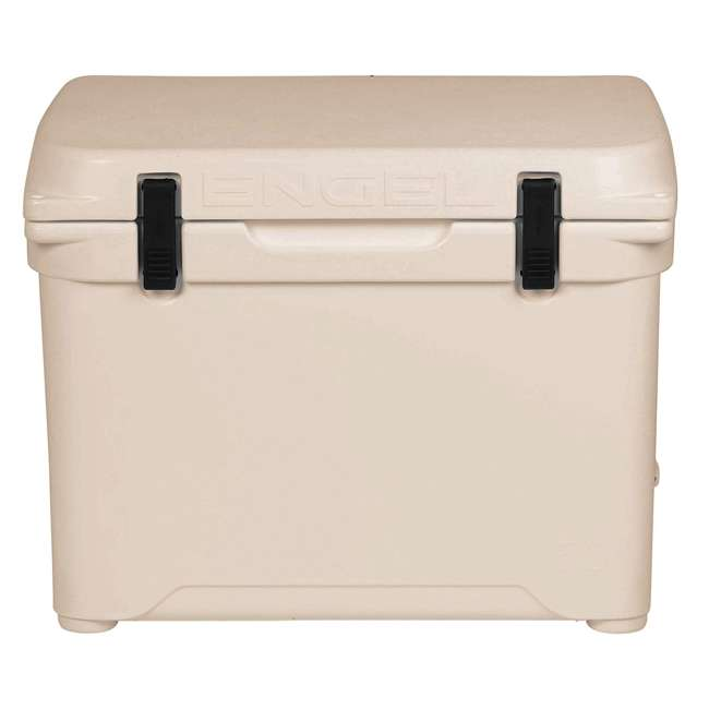 ENG50-CW Engel High-Performance Roto-Molded 50-Quart Portable Hard Drink Cooler, Coastal White 1