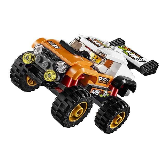 Lego City Great Vehicles Stunt Truck  Building Kit