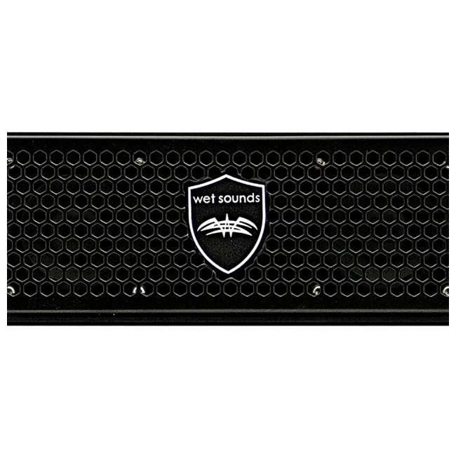 STEALTH-6-CORE-B Wet Sounds Stealth 6 Core 20.7-Inch Marine Soundbar (2 Pack) 5