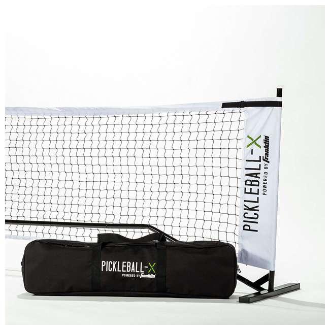 52840 Franklin Sports Regulation Sized Pickleball Net 2