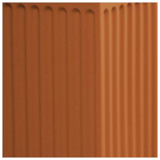 SV-COL-TC Good Ideas Savannah Outdoor Column 30 Gallon Storage and Waste Bin, Terra Cotta 2