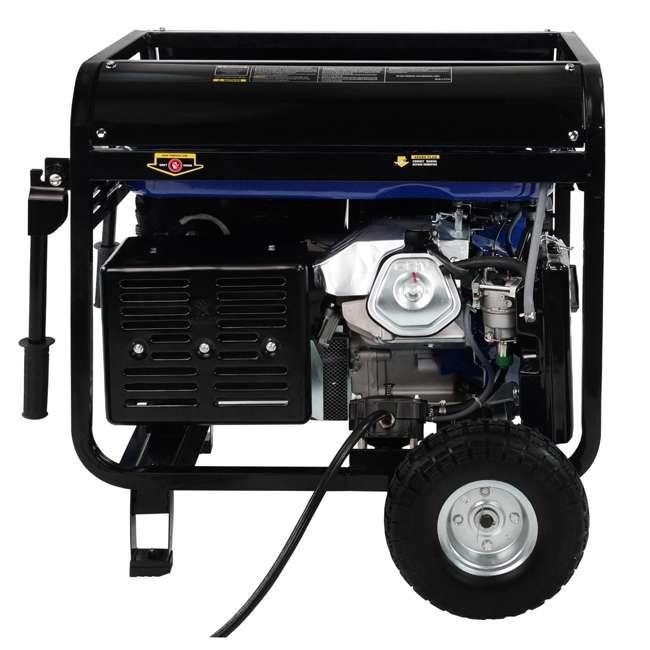 XP10000EH + XPLGC DuroMax 10000 Watt Hybrid Portable Generator & Generator Cover, Black 4