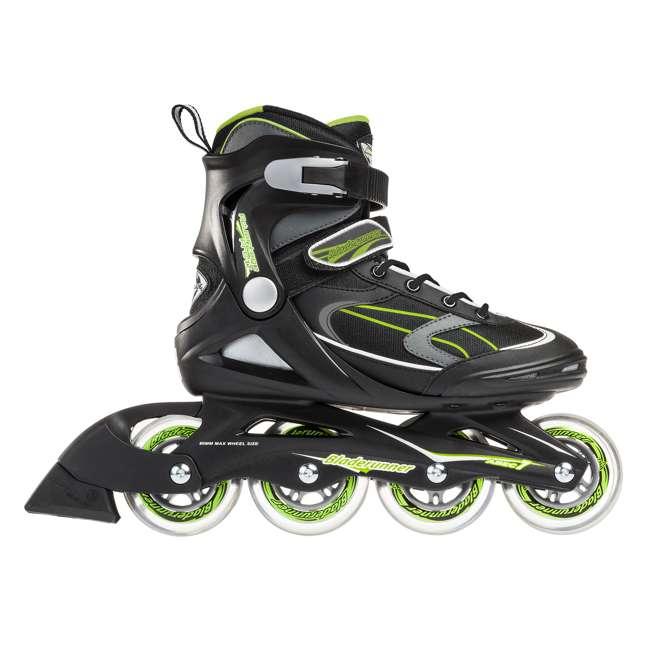 0T613000T83-10 Rollerblade Bladerunner Advantage Pro XT Mens Skate, Size 10