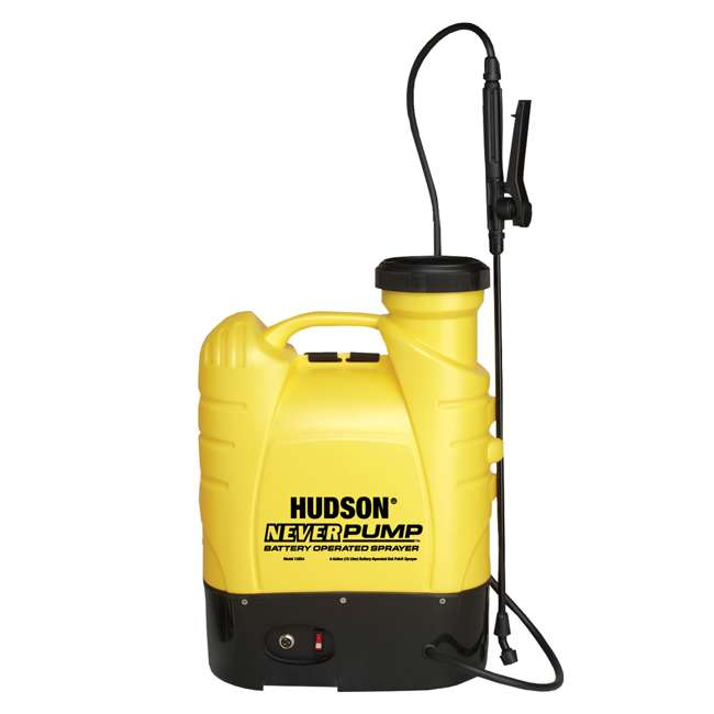HDH-13854 Hudson  NeverPump Bak-Pak Battery Powered Sprayer