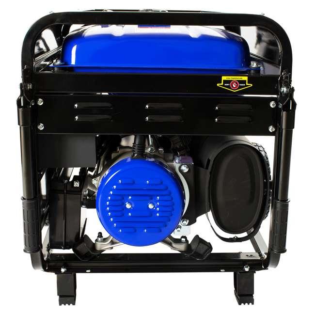 XP12000EH + XPLGC DuroMax 12000 Watt Portable Hybrid Generator & Generator Cover, Black 8