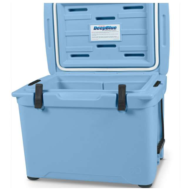 ENG50-B Engel Coolers ENG50 48 Quart 60 Can High Performance Roto Molded Cooler, Blue 5