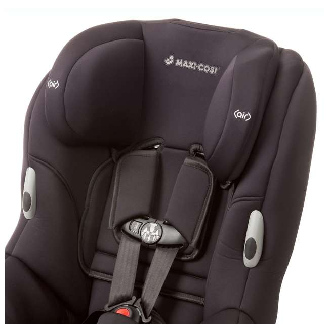 CC121BIZ Maxi-Cosi Pria 85 Convertible Car Seat, Devoted Black (2 Pack) 1