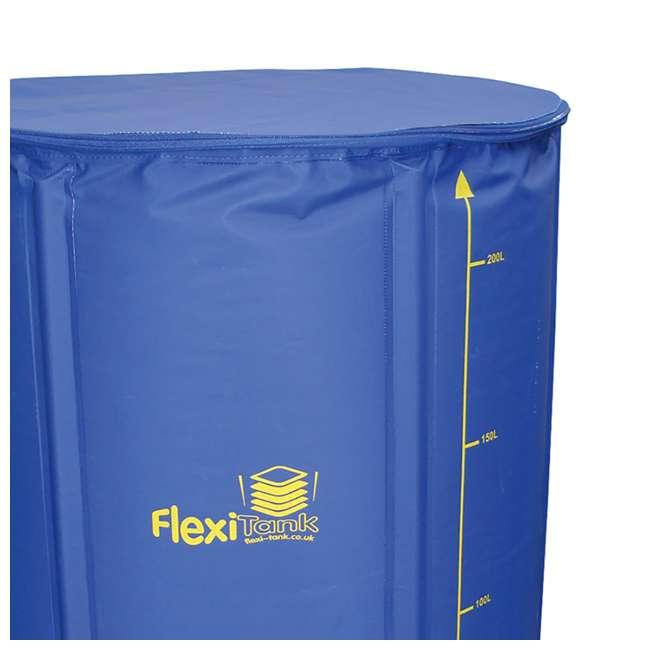AWFT0060 AutoPot FlexiTank Collapsible Garden Water Reservoir, 60 Gallons (2 Pack) 3