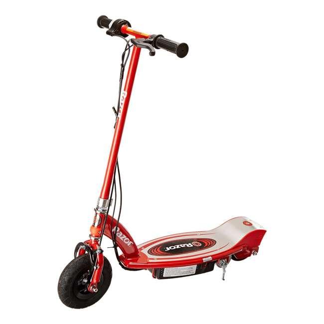 13111260 Razor E100 Electric Scooter, Red