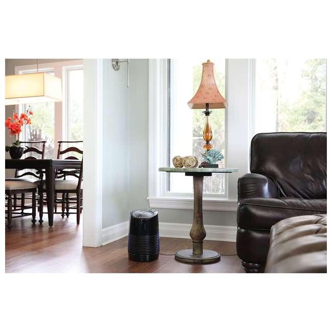 EVAP2-BLACK-U-C Vornado Evap2 1 Gallon 600 Sq Ft Whole Room Home Air Humidifier (For Parts) 2