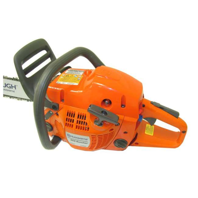 HV-CS-965030298 Husqvarna 455 Rancher 20-Inch 55.5 cc 3.5 Hp Gas Powered Chainsaw 3