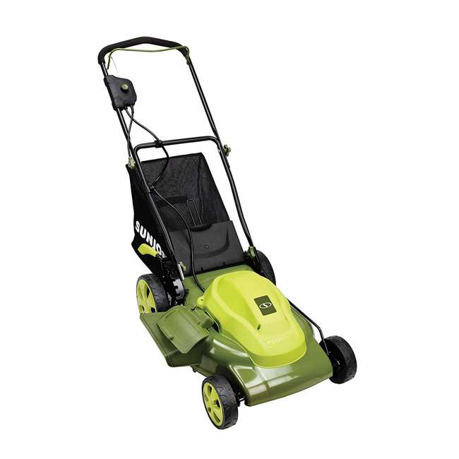 SUJ-MJ408E Sun Joe SUJ-MJ408E 20 Inch 12 AMP 7 Position Electric Walk Behind Lawn Mower 1