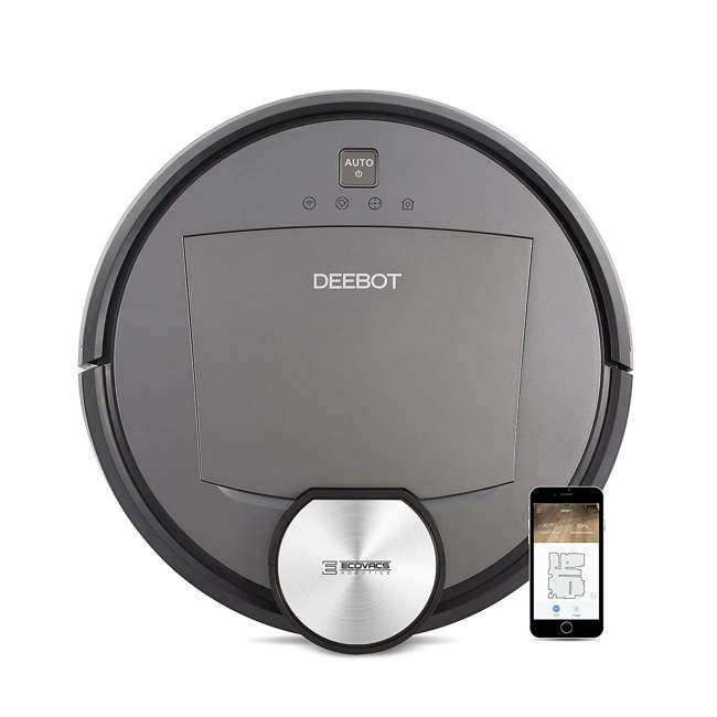 DEEBOTR95-U-C Ecovacs DEEBOT R95 Multi-Floor Pet Cleanup Robotic Mop and Vacuum (For Parts)