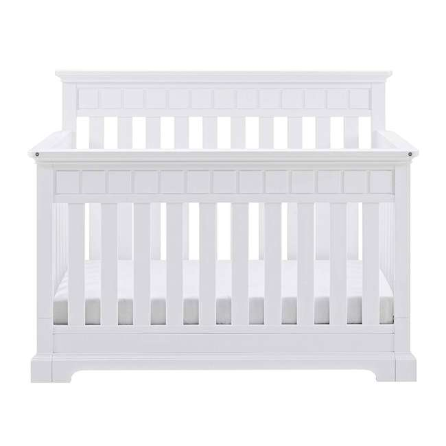 04565-501 Thomasville Kids Willow 4-in-1 Convertible Infant Crib 1