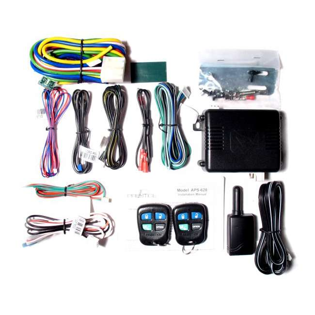 APS620 APS620 Audiovox Prestige Remote Start Systems (Pair) 1