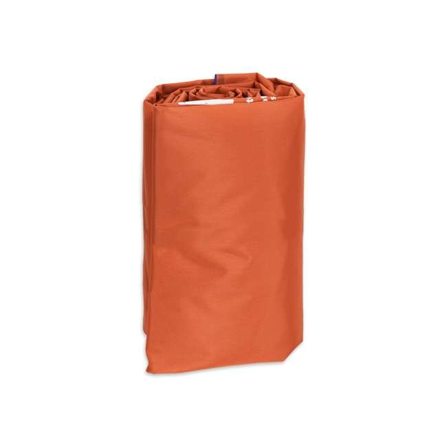 14LDBl01C Klymit 14LDBl01C LiteWater Dinghy Packraft for Kayakers and Packrafters, Orange 3