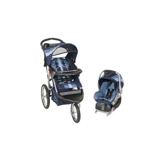 Baby Trend Expedition Lx Jogging Stroller Travel System