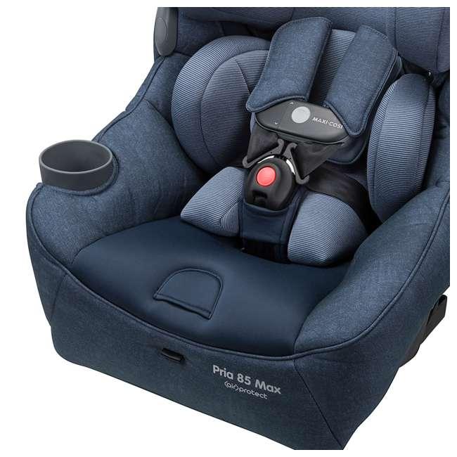 CC212EMQ Maxi-Cosi Pria 85 Max Convertible Infant Car Seat, Nomad Blue 1