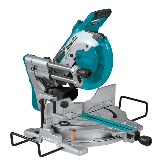 "XSL06Z-U-B Makita X2 LXT Brushless 10"" Dual Slide Compound Miter Saw, Tool Only (Used)"
