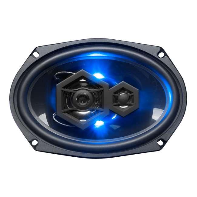 B69LED Boss Audio Elite Series B69LED Full Range Speaker Pair 3