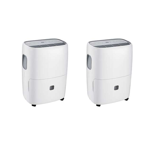 DEA30E TCL 30 Pint Energy Star Room Dehumidifier (2 Pack)