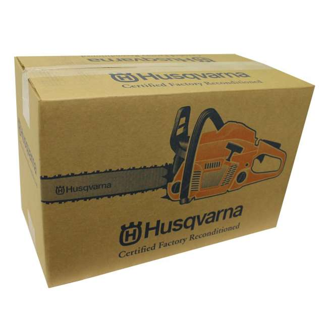 952991650-BRC-RB HUSQVARNA 455R Rancher 20-Inch 56cc Gas Powered Chainsaw (Refurbished) 8