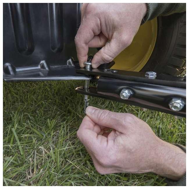45-0268 Agri Fab 45-0268 18 x 36 Inch Poly Tow Lawn Grass Yard Landscape & Garden Roller 4