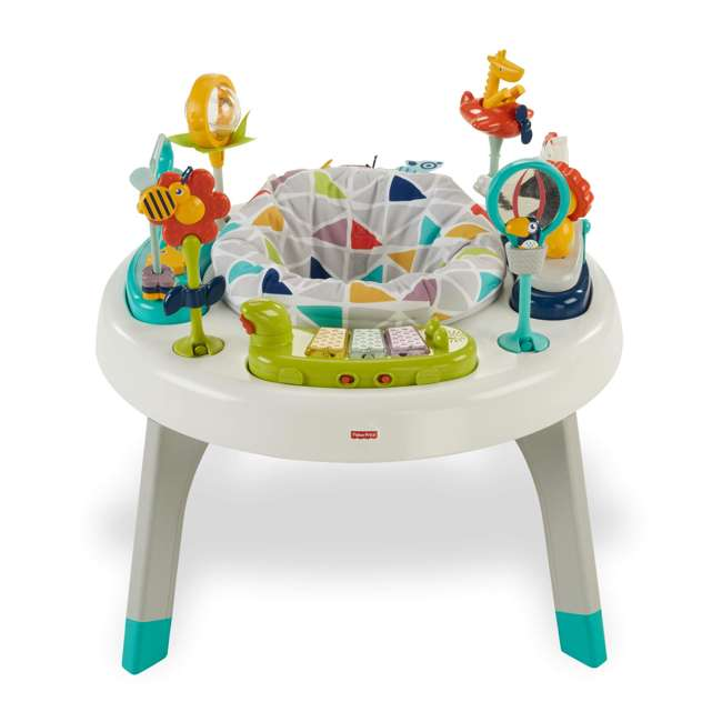 FFJ01 2-in-1 Sit-to-Stand Activity Center