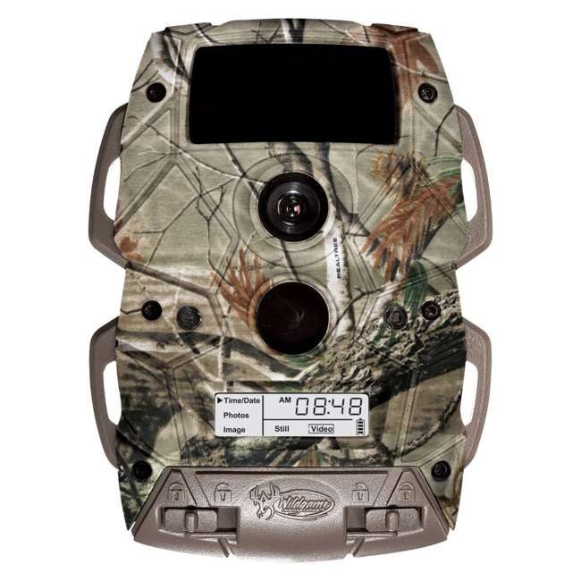 WGI-K8B5B Wildgame Innovations 8MP Cloak Lightsout Trail Camera  2