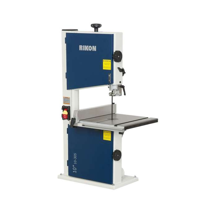10-305 Rikon Power Tools 10-305 10-Inch 110 Volt 0.33 Horsepower Bandsaw with Fence
