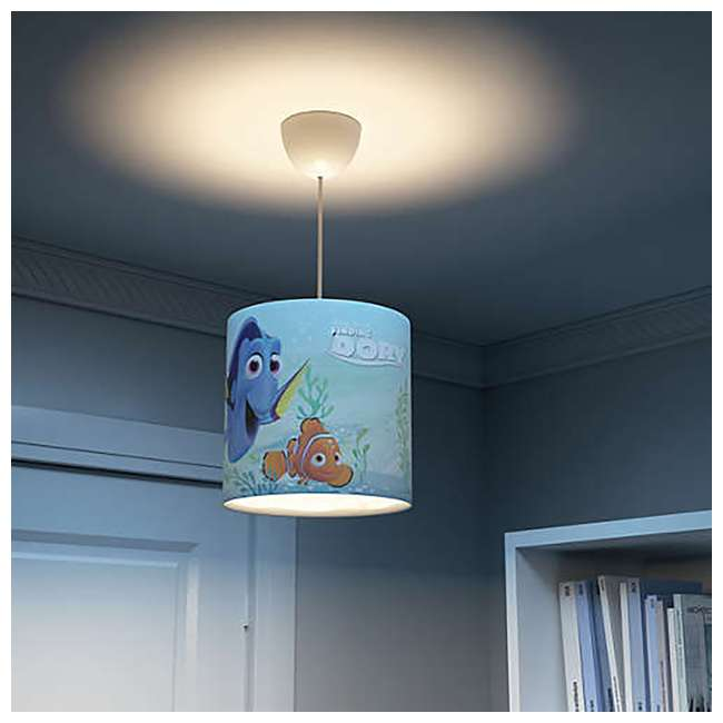 PLC-7175190U0 Philips Disney Finding Dory Children Ceiling Suspension Light  4