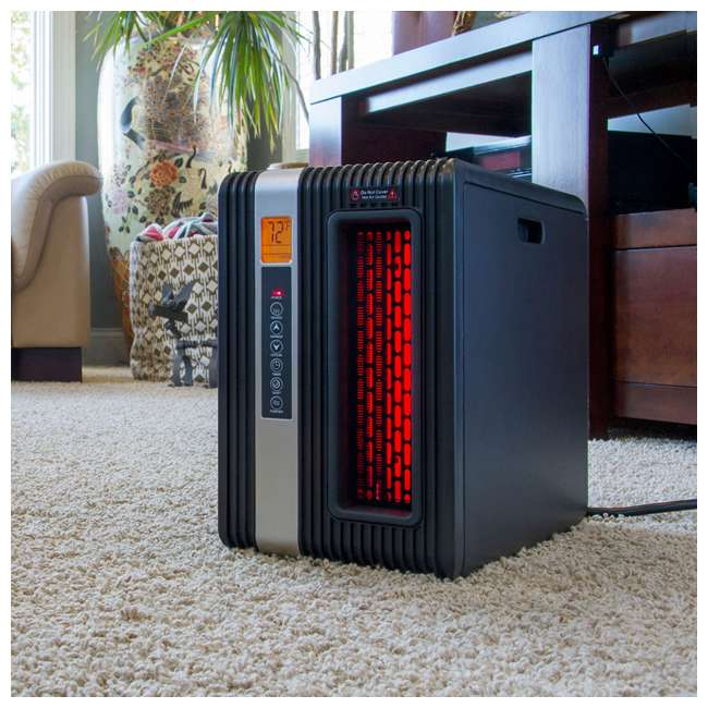 PH2IN1V01US Pureheat 2-in-1 Heater and Air Purifier with Digital Display and Remote Control 5