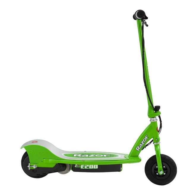 Razor E200 Electric Scooter (Green) : 13112430