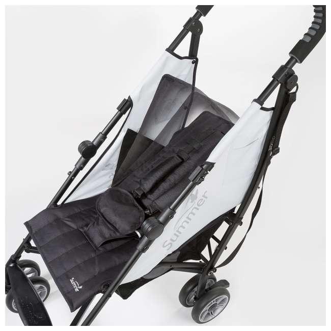 21853 Summer Infant 3Dflip Convenience Stroller, Double Take 2