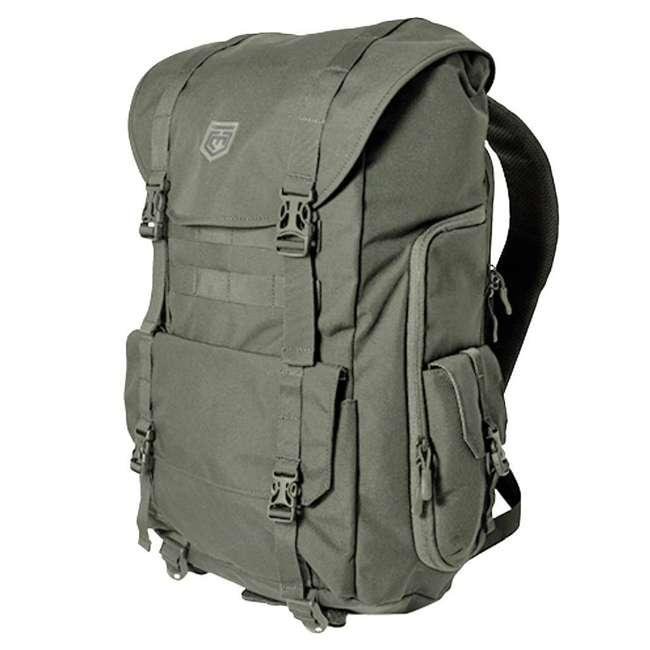 CPG-BP-SARC-L-S Cannae Pro Gear Nylon 34-Liter Sarcina Rally Pack Backpack, Sage