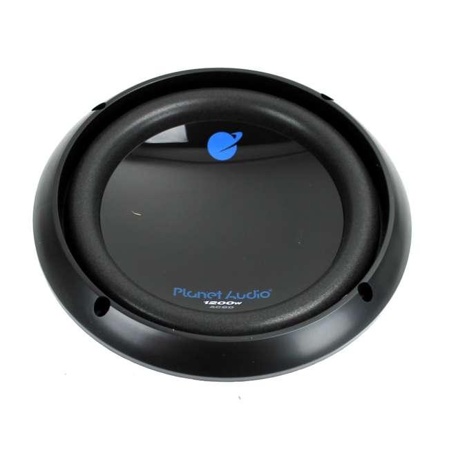 AC8D Planet Audio AC8D 8-Inch 1200W Subwoofer Dvc 4 Ohm 2