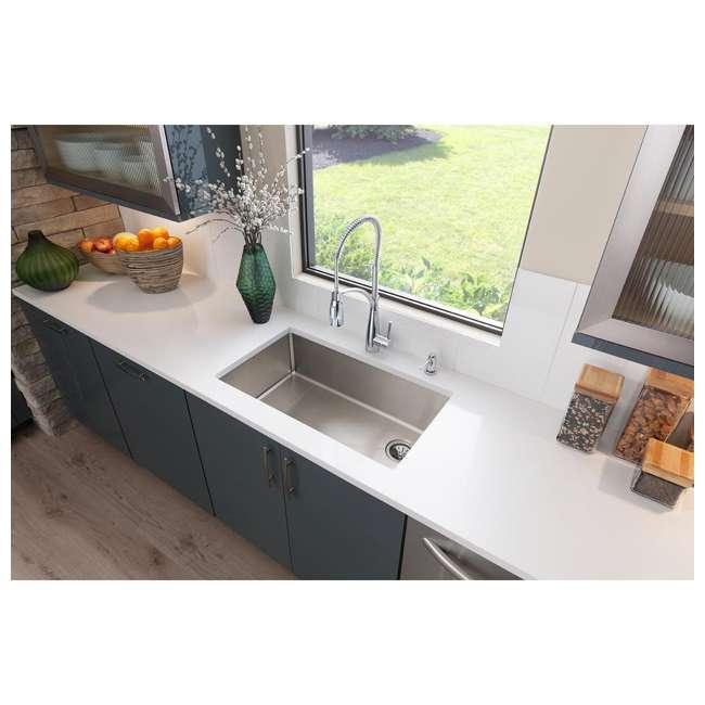 ECTRU30179RT-OB Elkay Crosstown 31-Inch Rectangular Undermount Single Bowl Sink (Open Box)
