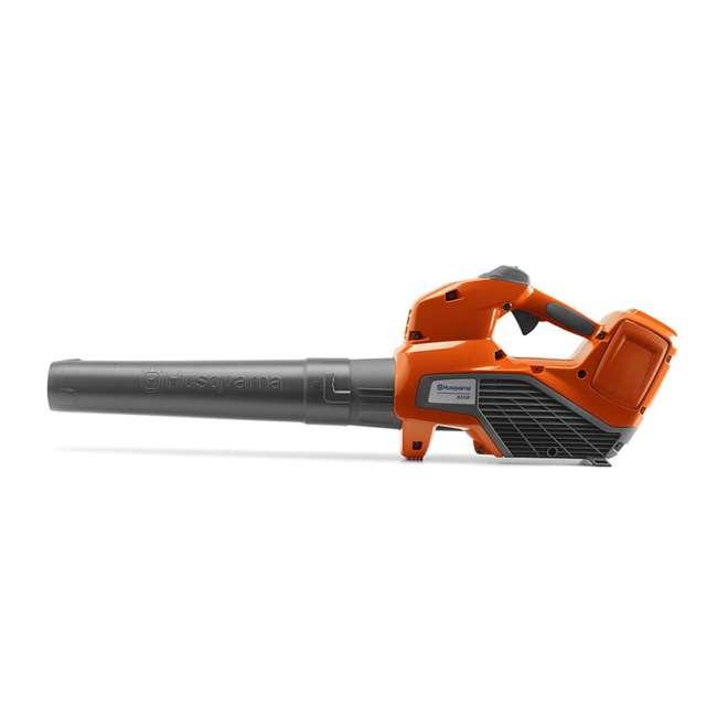 HV-BL-967094202 320iB 40V Brushless Lithium Ion Leaf Blower, Orange 1
