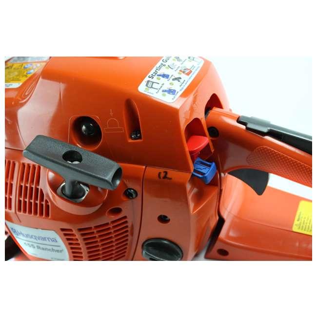 952991650-BRC-RB HUSQVARNA 455R Rancher 20-Inch 56cc Gas Powered Chainsaw (Refurbished) 6