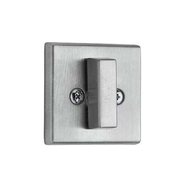 99740-003 Kwikset Vedani Hall Closet Passage Locking Door Handle Lever, Chrome 2