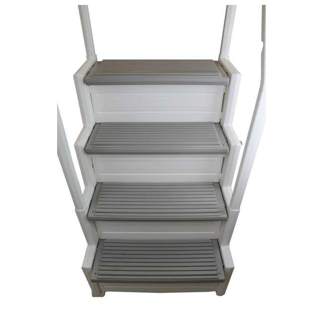 STEP-1 Confer STEP-1 Above Ground Pool Ladder System Entry 7