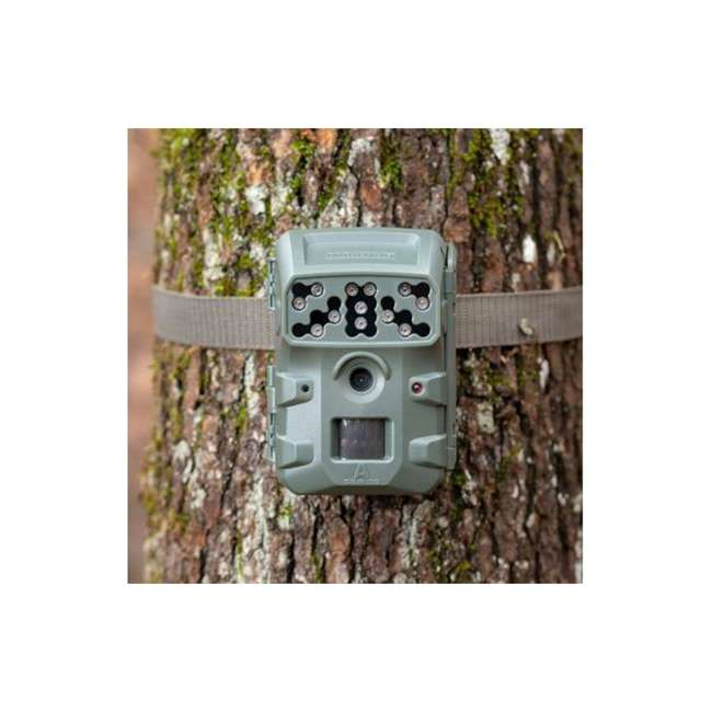 MCG-13334 Moultrie Infrared Flash Mobile Phone Trail Game Hunting Camera, Green (2 Pack) 3