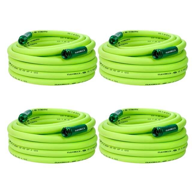 4 x LEG-HFZG550YW Flexzilla Garden Drinking Water Hose, 5/8 Inch x 50 Feet (4 Pack)