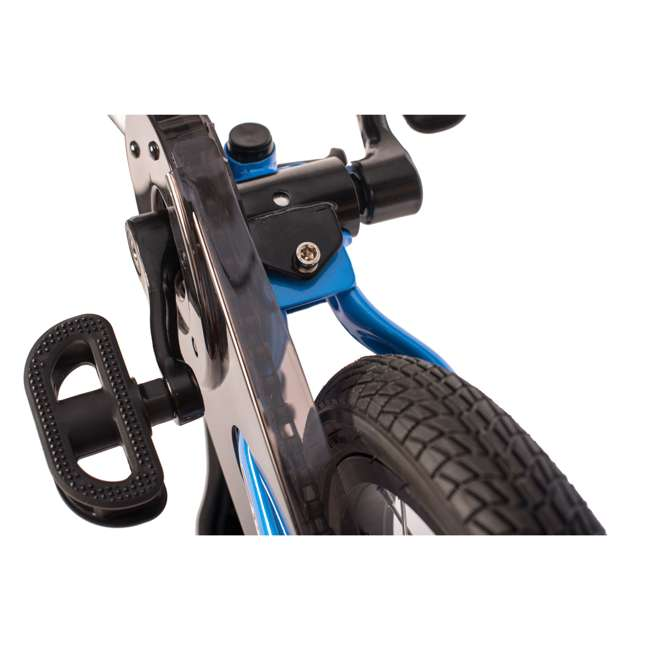 SK-SP1-US-BL-OB Strider 14x 2-in-1 Kids Balance to Pedal Bike Kit, Blue (Open Box) 5