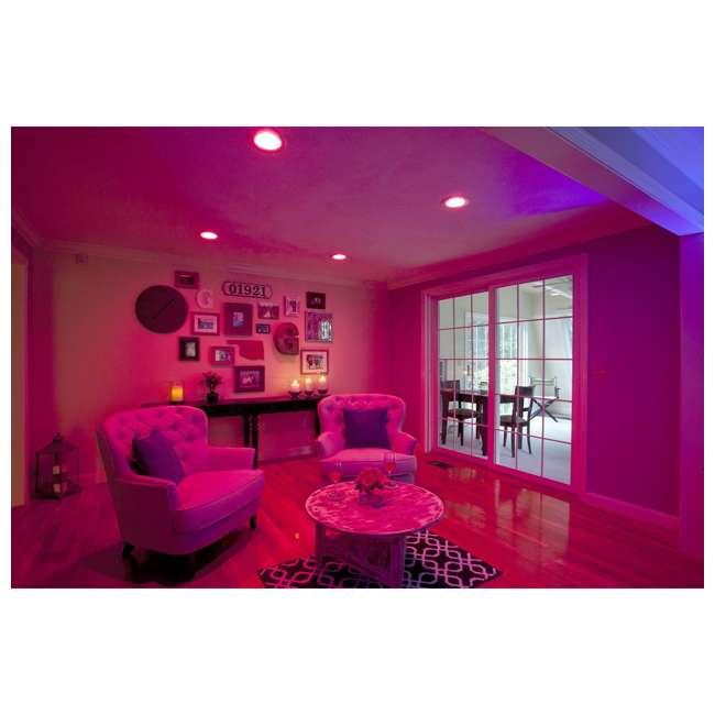 6 x SYL-73810-U-A Sylvania Lightify Smart Home Kit with 2 LED Lights, Gateway (Open Box) (6 Pack) 4